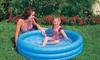 Intex Inflatable Crystal-Blue Kids' Pool