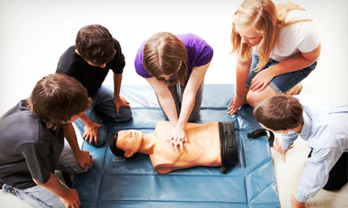 South Bay CPR Training Center - Torrance: $28 for $50 Worth of CPR and First-Aid Certification Classes at South Bay CPR Training Center