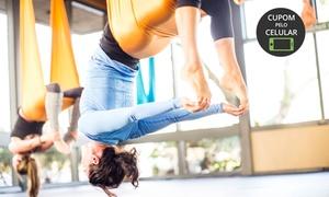 Fit Fly Studio: Fit Fly Studio – Setor Sudoeste: 1 ou 2 meses de ioga, pilates ou fit fly - 2x por semana