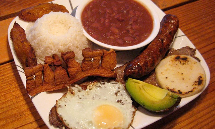 La Ventana Colombian Restaurant - Flamingo / Lummus: Three-Course Colombian Dinner for Two, Four, or Six at La Ventana Colombian Restaurant (Up to 59% Off)