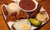 La Ventana Sazon Colombiano - Flamingo / Lummus: Three-Course Colombian Dinner for Two, Four, or Six at La Ventana Colombian Restaurant (Up to 59% Off)