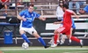 AFC Cleveland Royals - Downtown: $12 for Four Tickets to See the AFC Cleveland Soccer Club at Krenzler Field on June 21 or July 5 ($24 Value)