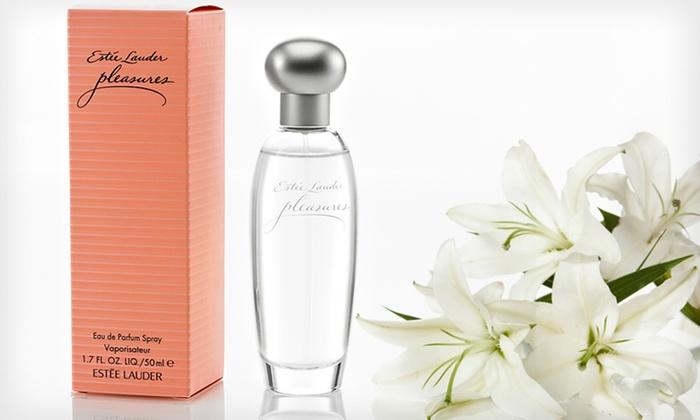 Estée Lauder Pleasures Eau de Parfum: $42 for a 1.7-Ounce Bottle of Estée Lauder Pleasures Eau de Parfum Spray ($60 List Price). Free Shipping.