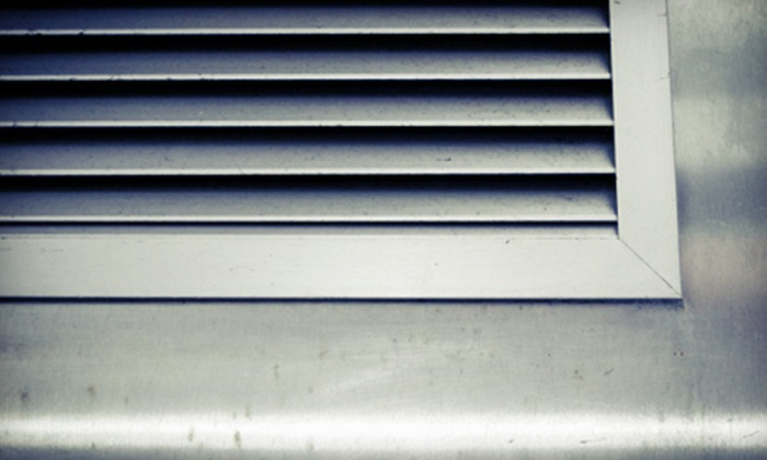 The Furnace Man Heating and Cooling - University Park: Air-Duct Cleaning with Optional Dryer-Vent Cleaning from The Furnace Man Heating and Cooling (Up to 76% Off)