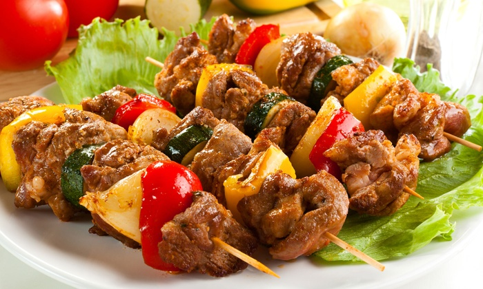Saray Restaurant - Coolidge Corner: Turkish Cuisine at Saray Restaurant (47% Off). Two Options Available.