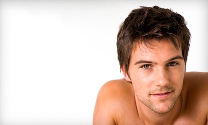 Elan Hair Salon - Rosedale: Two or Four Men's Haircuts at Elan Hair Salon (Up to 54% Off)