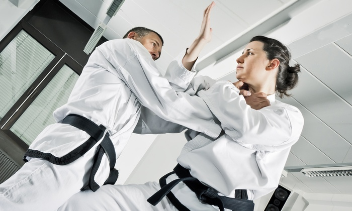 Traditional Tae Kwon Do - Davie: One Month of Tae Kwon Do Classes at Traditional Tae Kwon Do (Up to 78% Off)