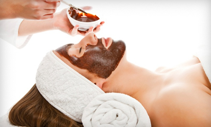 A Place for Your Face - Trails Area: One or Two Winter-Berry-Chocolate or Quickie Facials at A Place for Your Face (Up to 61% Off)