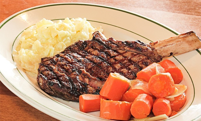 Izzy's Steaks and Chops - Marina: Three-Course Prix Fixe Steakhouse Dinner at Izzy's Steaks & Chops