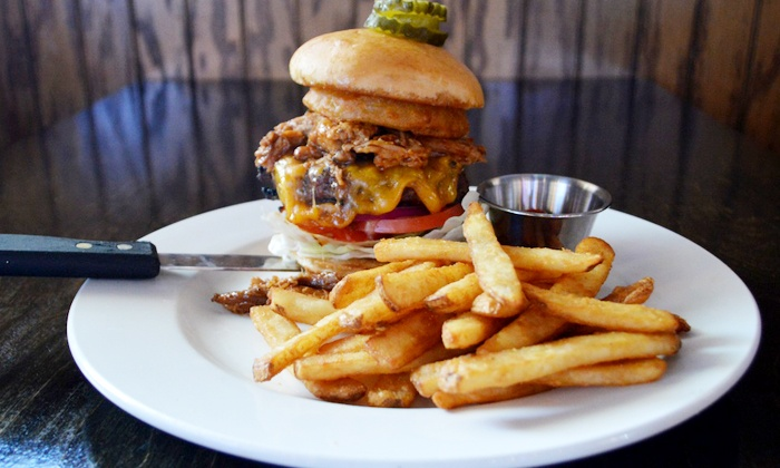 Whiskey Rose Saloon - Chandler: Food and Drinks at Whiskey Rose Saloon (Up to 47% Off). Three Options Available.