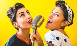Singing Studio: 2h de karaoké stylé, chic en salle privatisée pour 4 et jusqu'à 10 personnes dès 39 € au Singing Studio de Lille