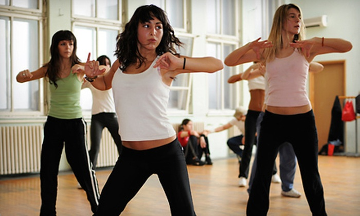 B-Town Fitness - Durham: 5, 10, or 15 Zumba Classes at B-Town Fitness in Durham (Up to 68% Off)