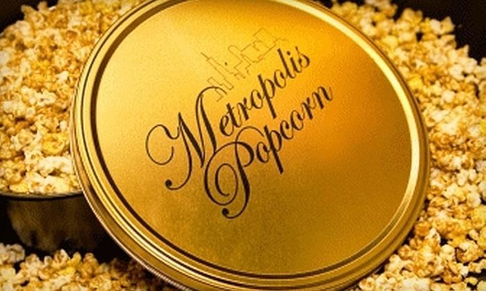 Metropolis Popcorn - Cuyahoga Falls: $10 for $20 Worth of Specialty Popcorn at Metropolis Popcorn