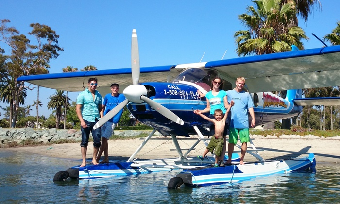 Seaplanes of Los Angeles - Orange County Airport: Romantic Seaplane Tours from Seaplanes of Los Angeles (Up to 52% Off). Seven Options Available.