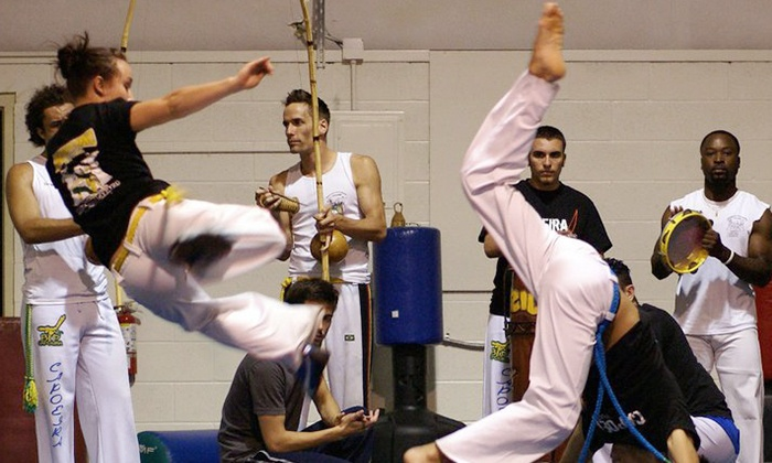 Capoeira Brazilian Pelourinho - Florida Center: $7 for $15 Worth of Capoeira Lessons at Capoeira Brazilian Pelourinho