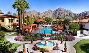 4-Star Luxury Spa Resort near Palm Springs