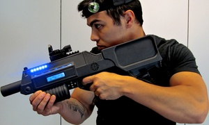 Laser Tag Pro Milwaukee: Tactical Laser Tag for Two or Four, or Party Package for Eight at Laser Tag Pro Milwaukee (Up to 55% Off)
