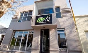 Gimnasio Meta La Plata: Desde $159 por pase libre de 1, 2, 3 o 6 meses de entrenamiento funcional, zumba y aerolocal en Gimnasio Meta La Plata