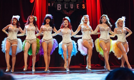 Houston Burlesque Festival or Back in Black - A Tribute to AC/DC on February 21 or February 27 (Up to 51% Off)