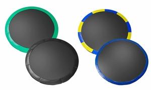 Coussin de protection en polyethylene ou PVC pour trampoline
