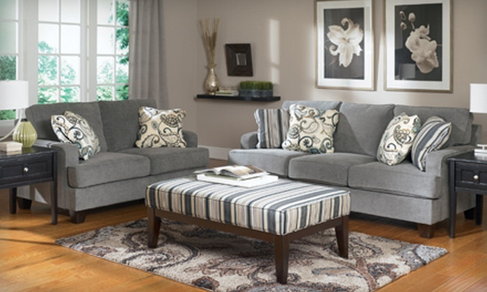 Ashley Furniture HomeStore - Multiple Locations: $49 for $150 Worth of Home Furnishings or $200 for $1,000 Toward a ComforPedic Zero Gravity Mattress Set at Ashley Furniture HomeStore (Up to 80% Off)