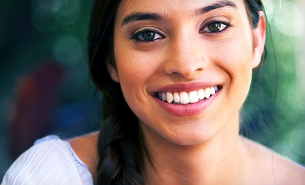 $129 for Lumibrite In-Office Teeth Whitening from Dr. Kim Lucas Benton D.D.S at Vista Pacific Dental ($499 Value)