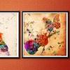 Mark Ashkenazi Pop Splatter Art Prints