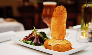 Tess: New American Dinner for Two at Tess (Up to 44% Off). Two Options Available.