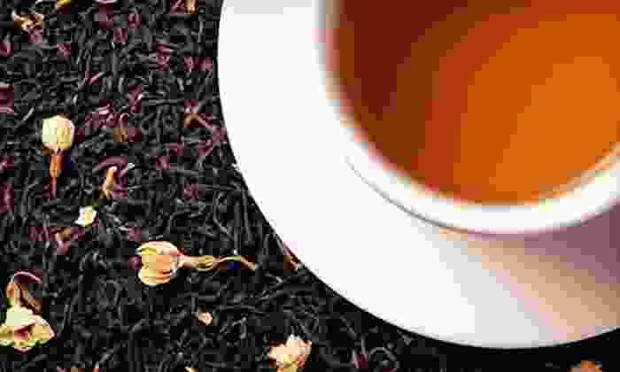 Bean There Coffeehouse - Northeast Virginia Beach: Tea Service for Two or Four at Bean There Coffeehouse (Up to 53% Off)