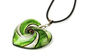 Verite Stained Glass Inc.: $39 for a One-Hour Glass Pendant Fusion Class for Two at Verite Stained Glass Inc. ($80 Value)