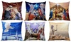 Noël and Nativity Christmas Throw Pillows