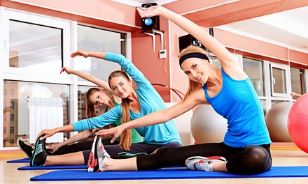 5 or 10 Barre Classes at Reformed Body (Up to 62% Off)