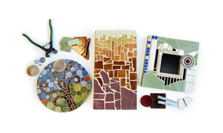 $38.50 for Beginner Class at Mercury Mosaics ($80 Value)