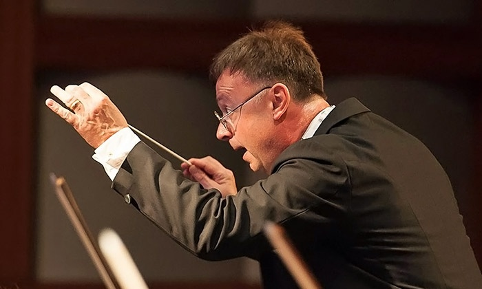 """New Jersey Festival Orchestra presents """"Empires Fall"""" - Multiple Locations: New Jersey Festival Orchestra Presents """"Empires Fall"""" on September 20 or 21 (Up to 51% Off)"""