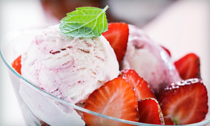 Tropical Dreams - Folsom Oaks: 5 or 10 Scoops of Ice Cream, Gelato, or Sorbet at Tropical Dreams (Up to 53% Off)