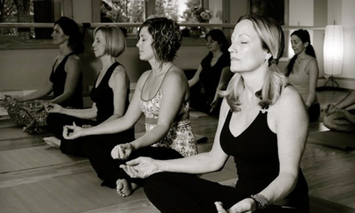 The Sanctuary - Brockway: 5 or 10 Yoga Classes at The Sanctuary (Up to 68% Off)