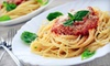 Twisted Kitchen - Ashford Oaks: Build-Your-Own Pasta for Lunch, Dinner, or Catering at Twisted Kitchen (Half Off)