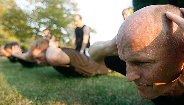 X-Team Fitness - Bryan Park: Two-Week, Six-Week, or 90-Day Outdoor Fitness Packages from X-Team Fitness (Up to 82% Off)