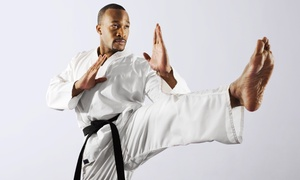 Matt Larson's Combat Fitness Center: One Month of Adult or Children Brazilian Jujitsu Classes at Matt Larsen's Combat Fitness Center (Up to 52% Off)