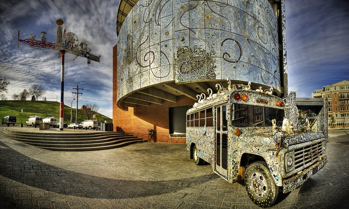 American Visionary Art Museum - Federal Hill: Visit to American Visionary Art Museum for One or Two (Up to 53% Off)