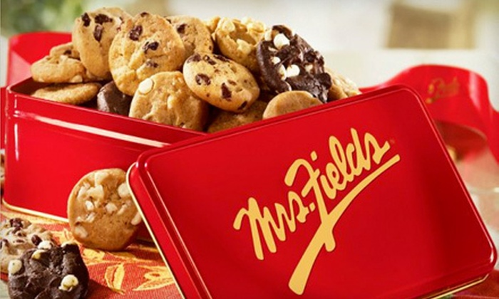 Mrs. Fields - Multiple Locations: $5 Worth of Cookies and Sweets