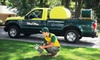 Weed Man: Weed-Control-and-Fertilization Treatment from Weed Man (Up to 72% Off). Three Yard-Size Options Available.
