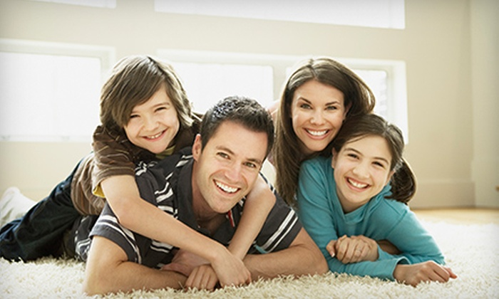 A&A Carpet and Upholstery - Schirm Farm: $59 for Carpet Cleaning for Three Areas Up to 900 Total Square Feet from A&A Carpet and Upholstery ($135 Value)