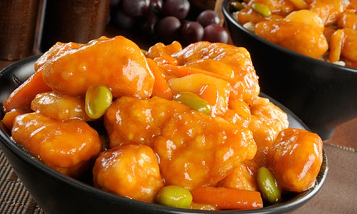 Joy Luck Chinese Restaurant - Overland Market Place: Three-Course Meal for Two or Four at Joy Luck Chinese Restaurant in Overland Park (Up to 61% Off)