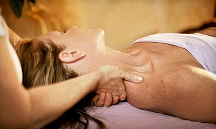 One Massage with One, Two, or Three Decompression Treatments at Sports & Spine Chiropractic (Up to 87% Off)