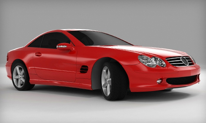 Red Window Tint >> The Tint Shop