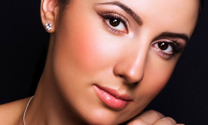 AB3 Wax Spa Specialists - Coral Ridge Country Club Estates: Permanent Eye Makeup at AB 3 Wax Spa Specialists (Up to 56% Off). Two Options Available.