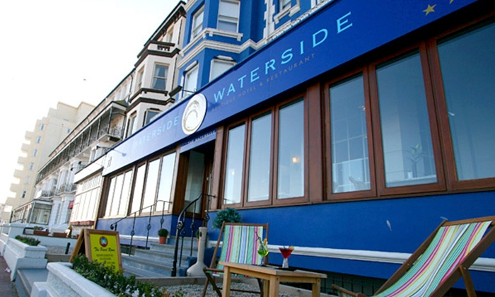 Waterside boutique hotel in eastbourne east sussex for Boutique getaways