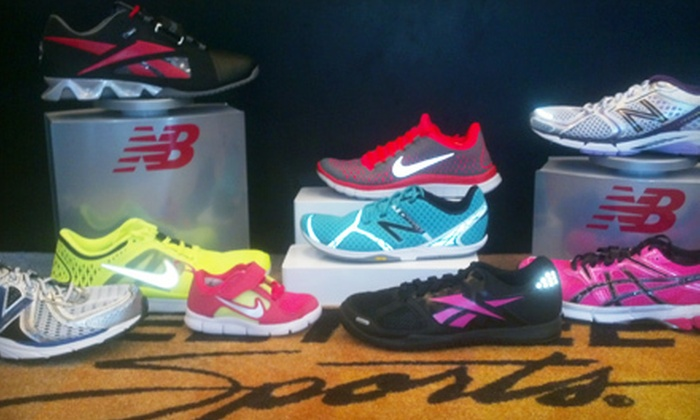 Fleet Feet Sports - Pleasant Hill: $25 for $50 Worth of Running and Fitness Shoes, Apparel, and Gear at Fleet Feet Sports