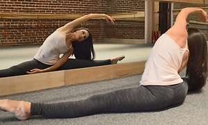Grand Jete: $29 for Four Barre-Fitness Classes at Grand Jeté ($78 Value)